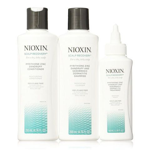 NIOXIN Scalp Recovery System Kit