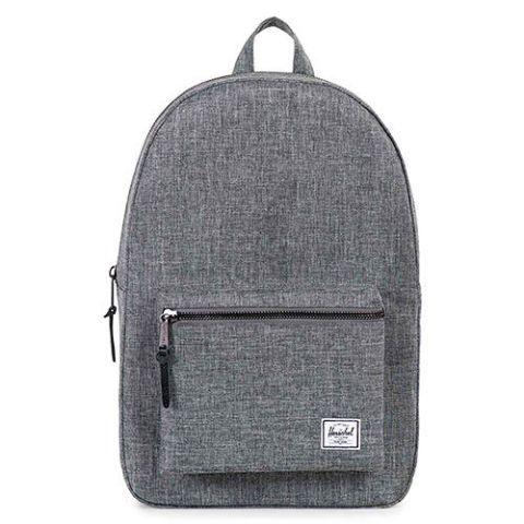 herschel gray backpack