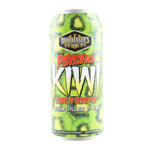 Bootlegger's Brewing Co. Psycho Kiwi Girlfriend
