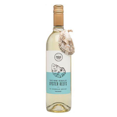 """Proud Pour """"The Oyster"""" Sauvignon Blanc"""