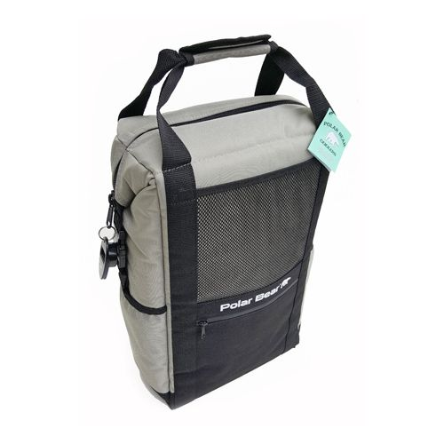 Polar Bear Solar Bear Soft Backpack Cooler