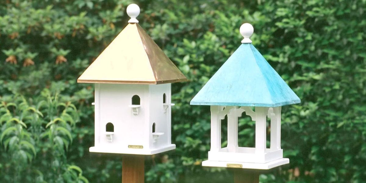 11 Decorative Bird Houses For 2018 Unique Amp Wooden Bird