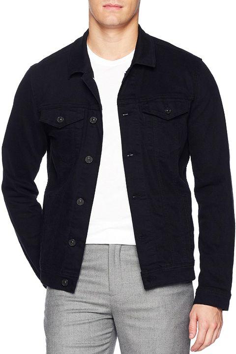 Mavi Black Comfort Frank Jacket