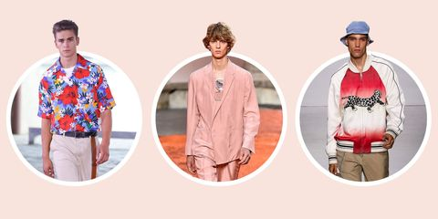 2fc1d38385 The Hottest Men's Spring Fashion Trends of 2018