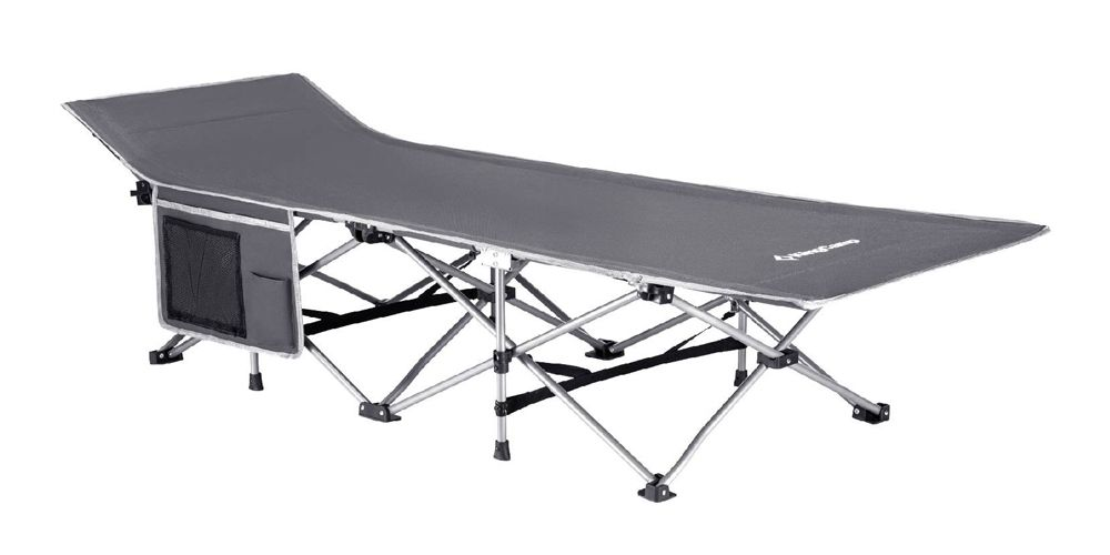 KingCamp Strong Folding Cot