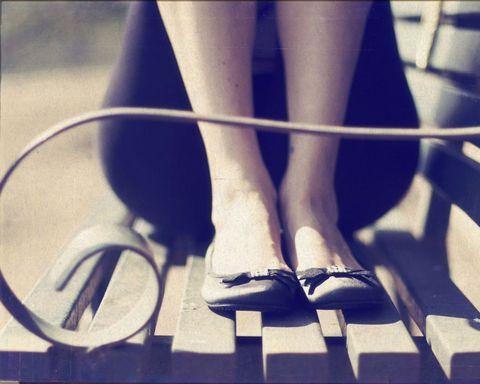 Human leg, Toe, Foot, Sandal, Calf, Monochrome, Ankle, Close-up, Still life photography, High heels,