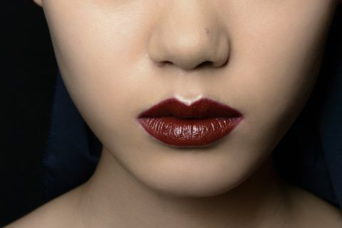 Lip, Cheek, Mouth, Brown, Skin, Chin, Forehead, Eyelash, Eyebrow, Jaw,