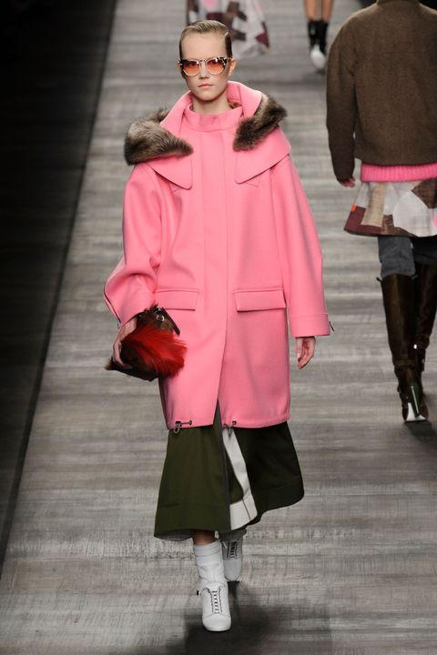 Clothing, Footwear, Winter, Trousers, Human body, Coat, Textile, Outerwear, Pink, Jacket,