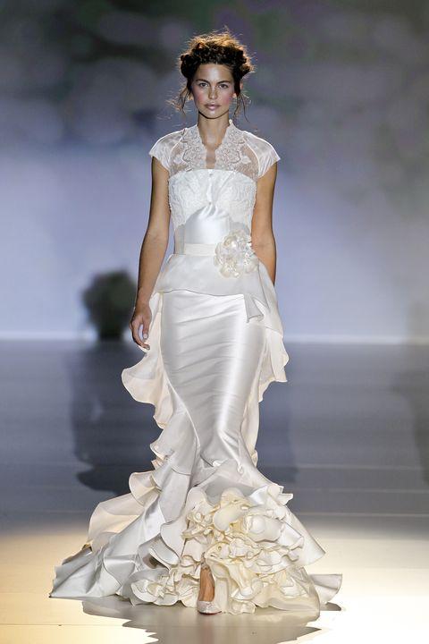 027e3ab01b8 6 abiti da sposa a sirena che stanno bene a tutte