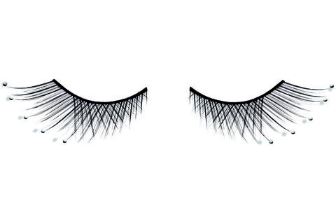 Eyelash, Style, Iris, Organ, Black-and-white, Monochrome, Eye liner, Graphics, Drawing, Cosmetics,