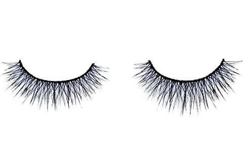 Eyelash, Style, Iris, Organ, Violet, Black, Eye shadow, Cosmetics, Eye liner, Fashion design,