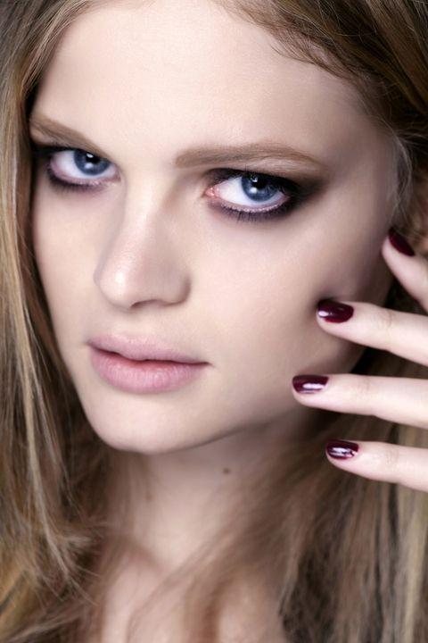 Face, Nose, Lip, Cheek, Eye, Brown, Hairstyle, Skin, Eyelash, Chin,