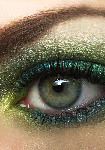 Green, Blue, Brown, Eye, Colorfulness, Eyelash, Eyebrow, Photograph, Teal, Aqua,
