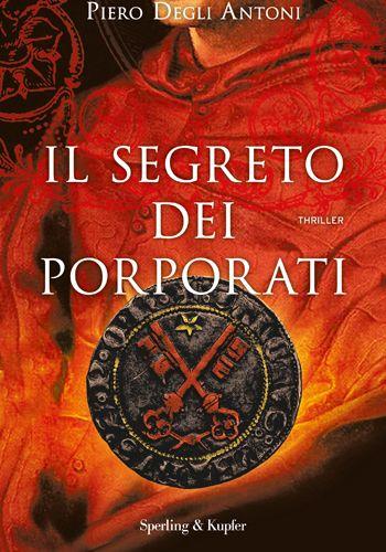 Text, Red, Font, Book cover, Book, Publication, Symbol, Fiction, Novel, Emblem,