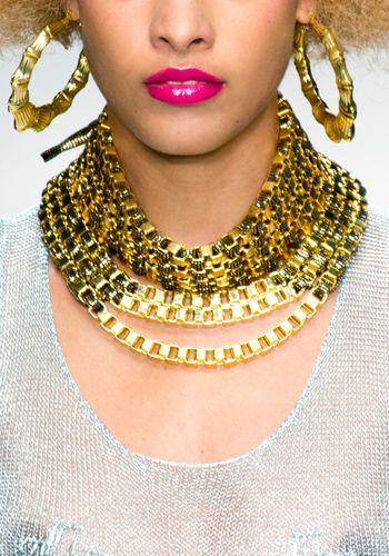Yellow, Earrings, Fashion accessory, Style, Amber, Body jewelry, Fashion, Neck, Metal, Beauty,