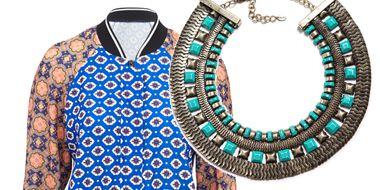 Blue, Product, Collar, Sleeve, Pattern, Textile, Shoe, White, Style, Fashion,