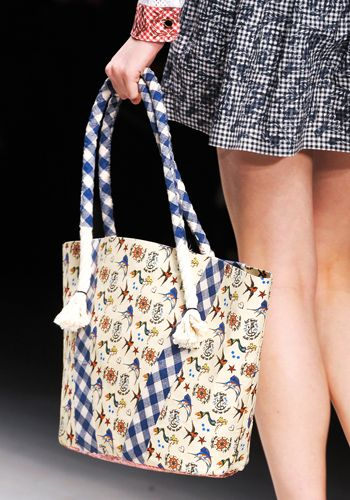 Blue, Product, Bag, Pattern, Textile, White, Fashion accessory, Style, Electric blue, Luggage and bags,