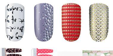Pattern, Pink, Font, Nail, Teal, Design, Nail polish, Nail care, Cosmetics, Natural material,