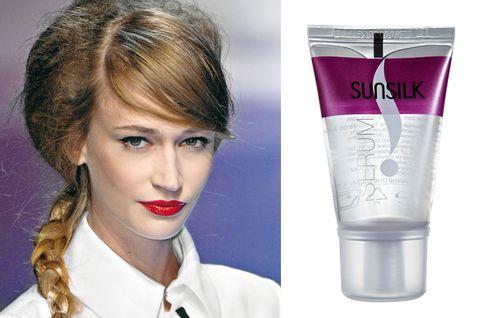 Lip, Hairstyle, Eyebrow, Collar, Eyelash, Style, Beauty, Earrings, Cosmetics, Makeover,