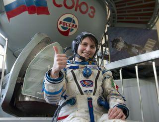 Cosa scrive su Twitter Samantha Cristoforetti nello spazio