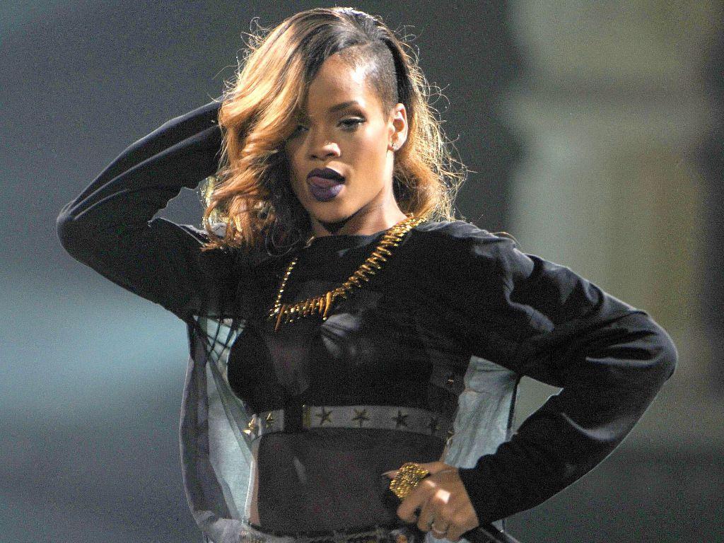 Rihanna nuove cabine armadio in casa