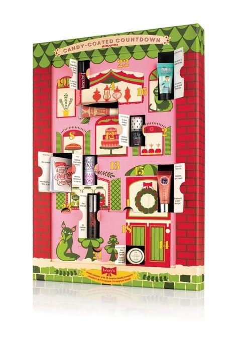 Calendario dell'Avvento Benefit Sephora