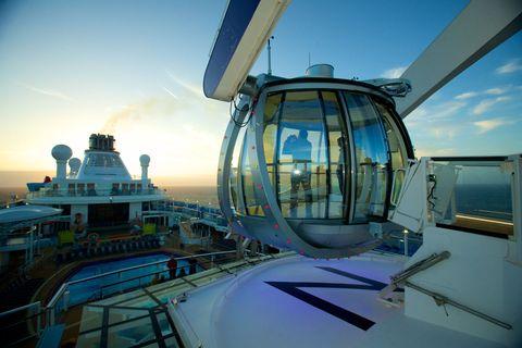 Royal Caribbean crociera Quantum of the Seas