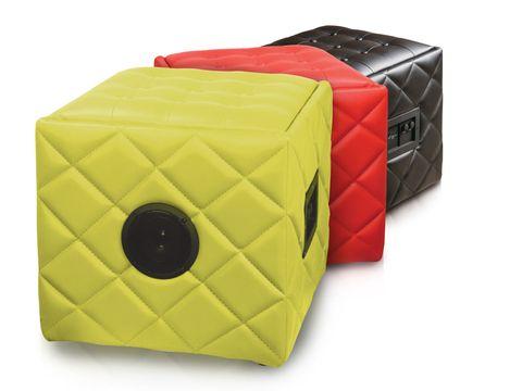 Fonex pouf speaker
