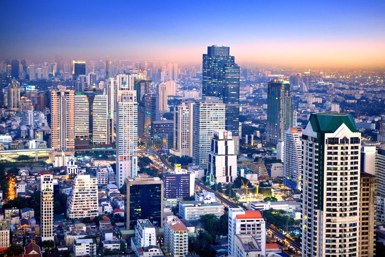 3 giorni a Bangkok a misura di Cosmogirl: dormire, mangiare, fare le ...