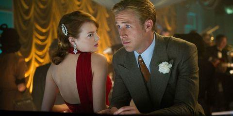 Ryan Gosling e Emma Stone in Crazy Stupid Love