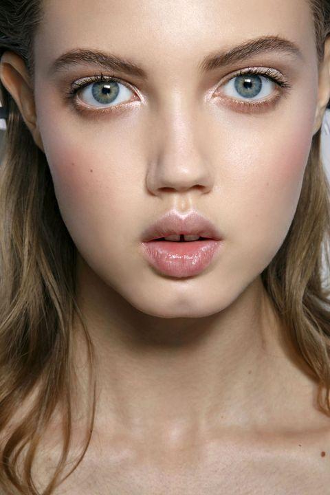 Face, Nose, Lip, Mouth, Cheek, Brown, Eye, Skin, Chin, Forehead,