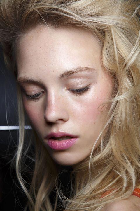 Face, Nose, Mouth, Lip, Cheek, Hairstyle, Eye, Skin, Chin, Eyelash,