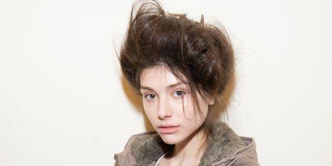 New York Fashion Week tendenza capelli raccolti