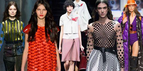Pattern, Style, Waist, Black hair, Fashion, Street fashion, Youth, Polka dot, Fashion design, Design,