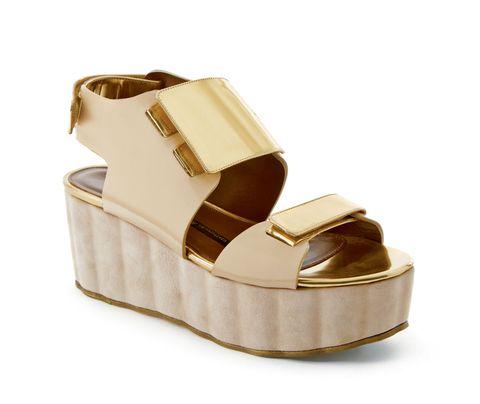 best website 23a17 5138a Sakura! Stile giapponese per i sandali con la zeppa ed è ...