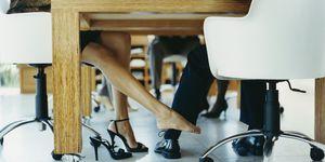 amore in ufficio:relazione pericolosa