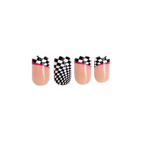 Fing'rs Print Rock Nails, Fing'rs