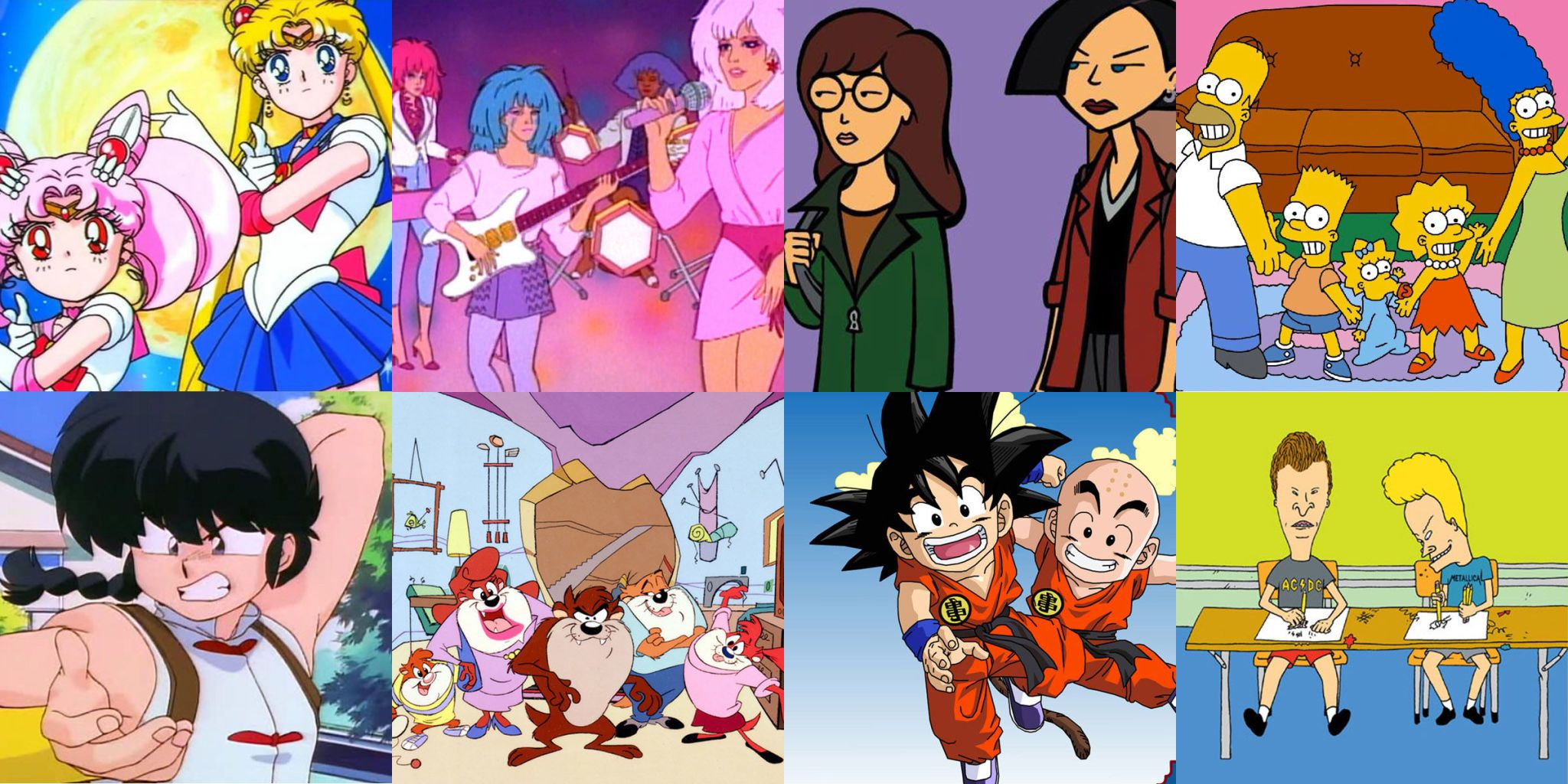 Serie di cartoni animati anni di cui sapevi tutto