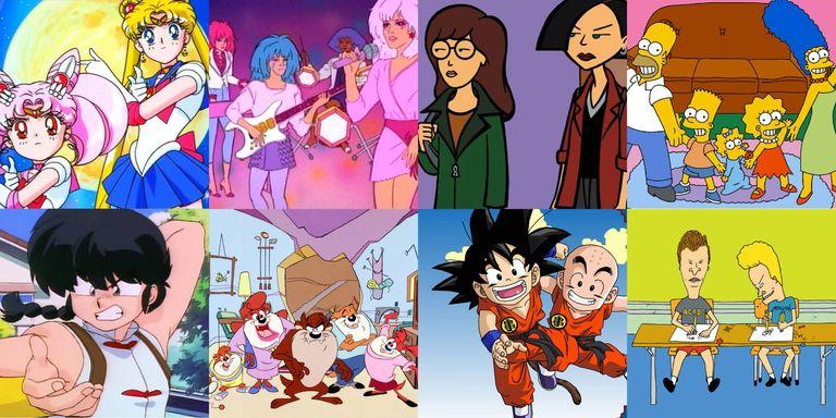 Serie di cartoni animati anni cui sapevi tutto