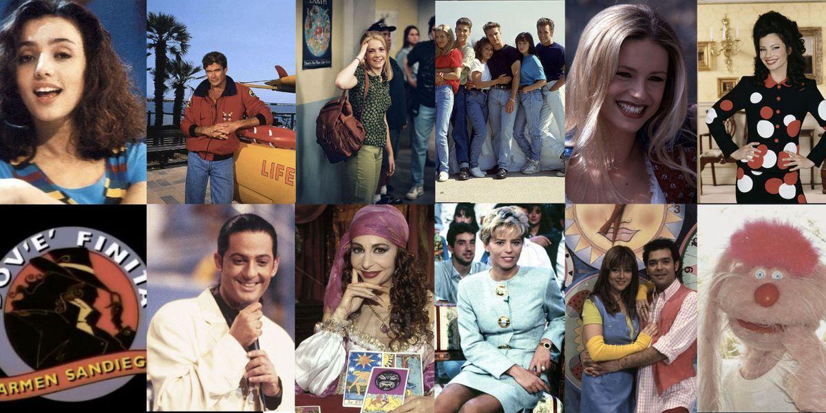 14 Programmi In Tv Che Vedevamo Negli Anni 90