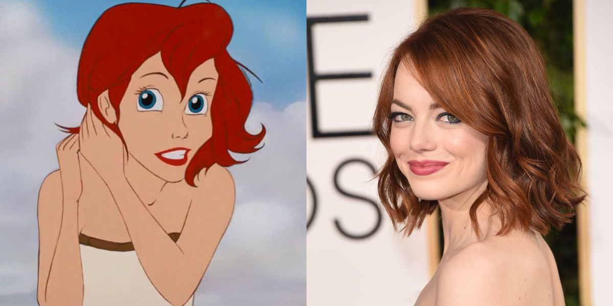 Le principesse Disney si tagliano i capelli. Ecco le loro ...