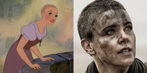 Le Principesse Disney Si Tagliano I Capelli Ecco Le Loro