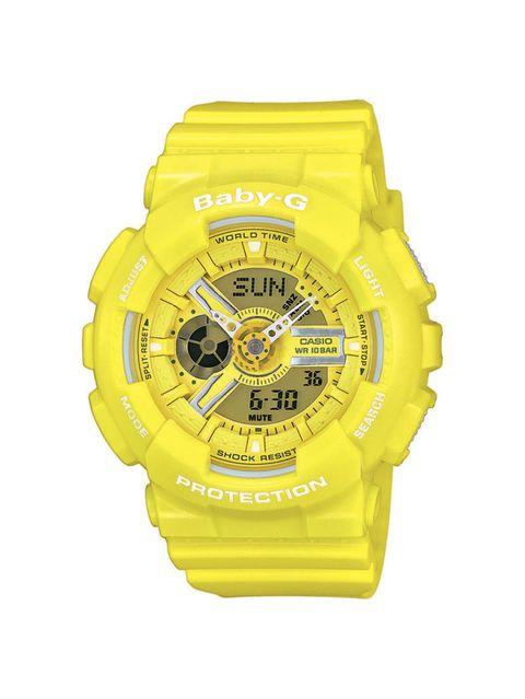 Orologio in resina, perfetto per nuotare e fare snorkeling: è impermeabile fino a 10 bar/100 metri