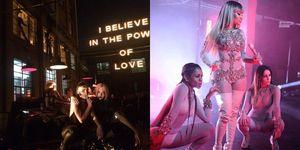 Nicki Minaj party segreto givenchy