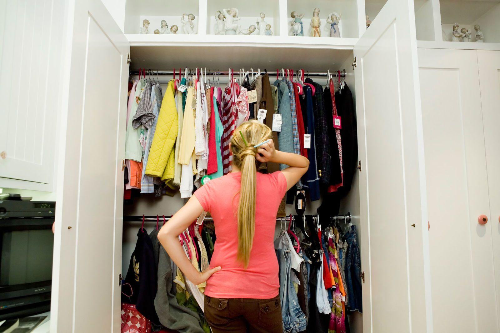 Non Riesco A Tenere In Ordine La Camera : Consigli per mettere in ordine l armadio senza stress