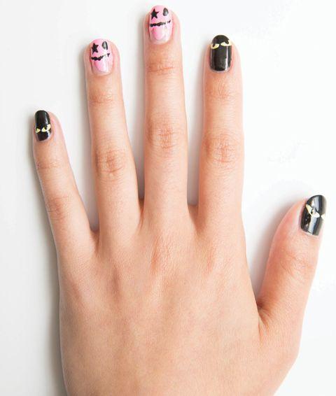 unghie nail art halloween 2