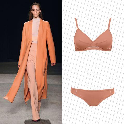 premium selection 51edb a591b Cappotti + intimo: 28 idee per scegliere la lingerie più hot ...