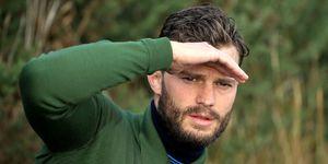 Jamie Dornan barba uomini