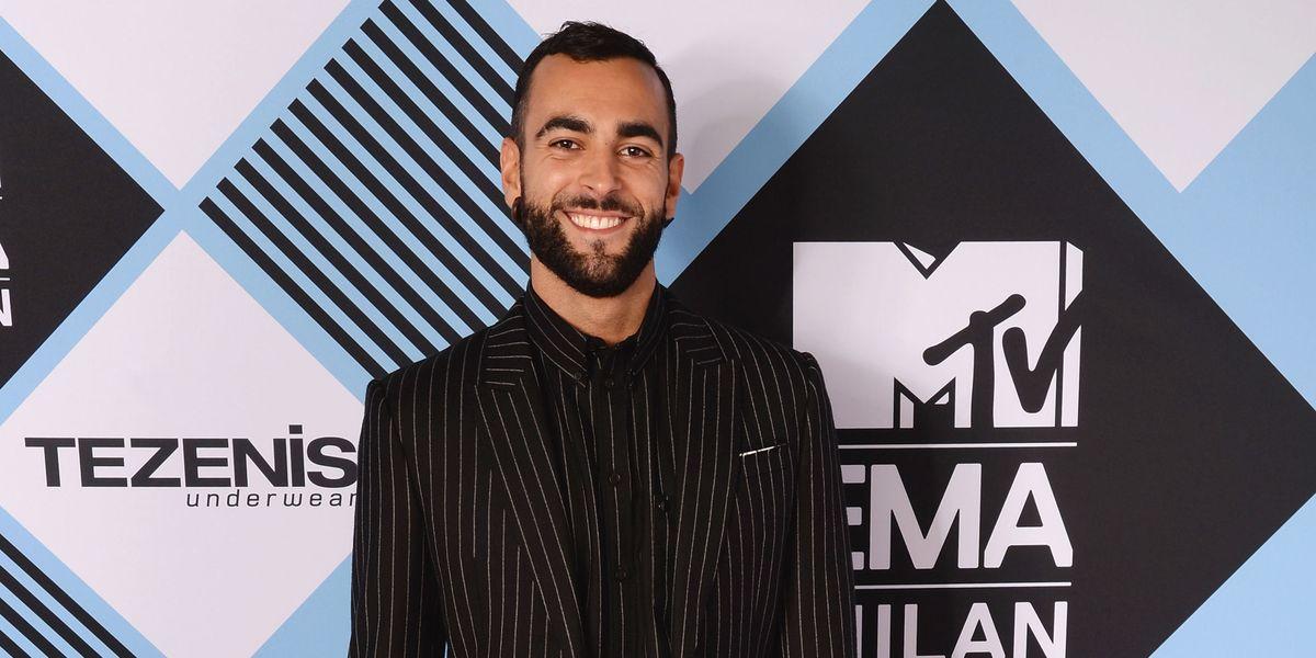 L'intervista di Marco Mengoni sul red carpet degli MTV EMA