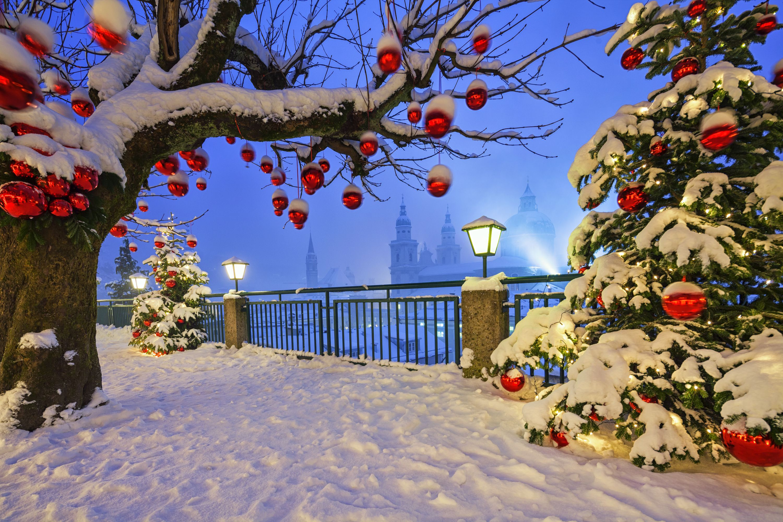 Foto Paesaggi Di Natale.Immagini Di Natale 12 Splendidi Paesaggi Natalizi